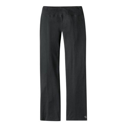 Womens Moving Comfort Fearless Pant Full Length Pants - Black M