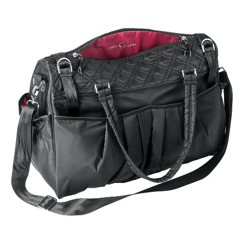 Womens Moving Comfort Hit the Road Carry-All Bags - Black