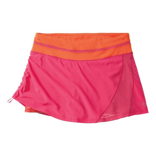 Womens Moving Comfort Sprint Tech Skort Fitness Skirts - Pixie M