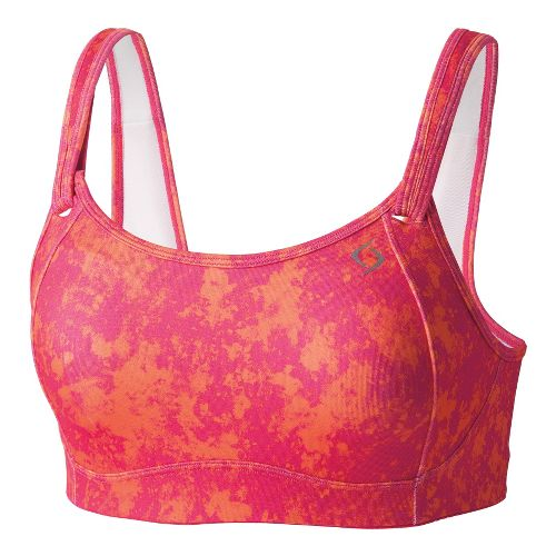 Womens Moving Comfort Fiona Sports Bras - Pixie Splash 38DD