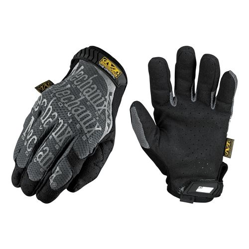 Mens Mechanix Original Vent Glove Handwear - Grey M