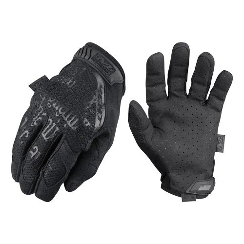Mens Mechanix Original Vented Covert Glove Handwear - Black XL