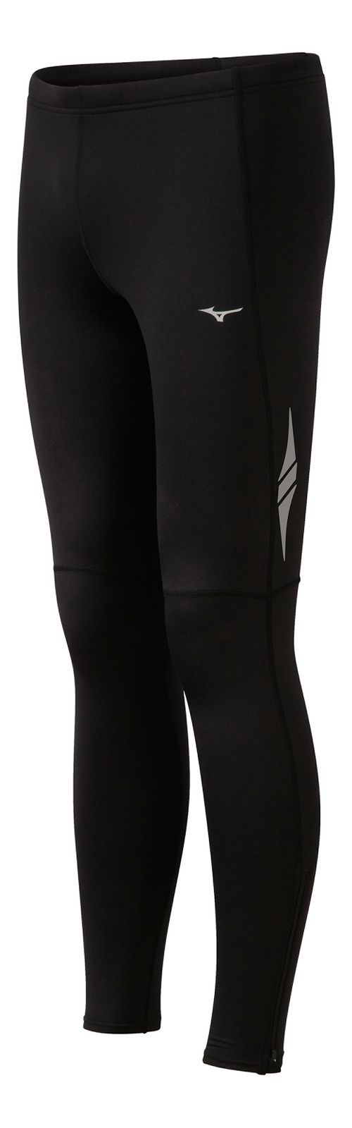 Mens Mizuno BT Layered Fitted Tights - Black M