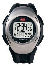 MIO Motion Heart Rate Watch - Small Monitors