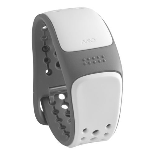 MIO LINK Heart Rate Wristband Short Monitors - Arctic