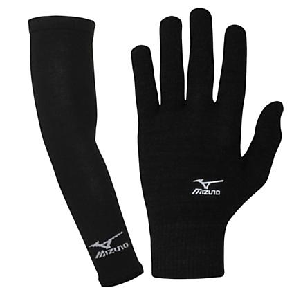 Mizuno Breath Thermo Armwarmer Glove Pack Handwear
