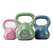 Marcy 30 lb. Kettle Weight Kit Fitness Equipment