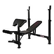 Marcy Olympic Bench Fitness Equipment