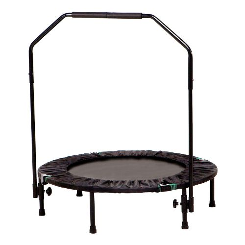 Marcy Cardio Trampoline Trainer Fitness Equipment - Black