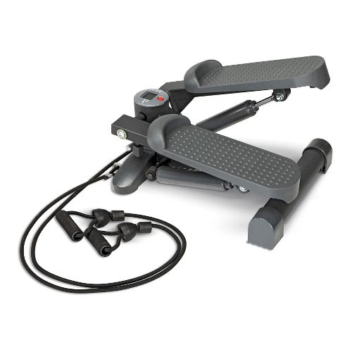 Marcy Mini-Stepper with Excercise Bands Fitness Equipment - Grey
