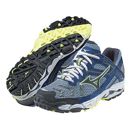 Womens Mizuno WAVE Cabrakan Trail Running Shoe
