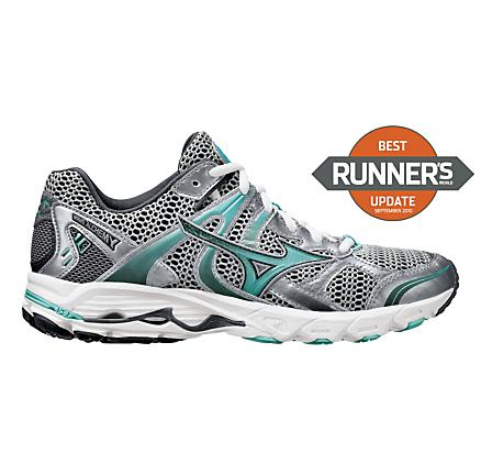 Womens Mizuno Wave Alchemy 10 Running Shoe
