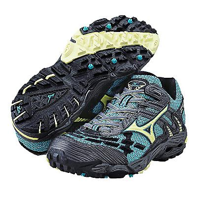 Womens Mizuno Wave Cabrakan 3 Trail Running Shoe