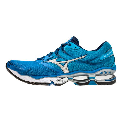 Mens Mizuno Wave Creation 14 Running Shoe - Blue 10.5