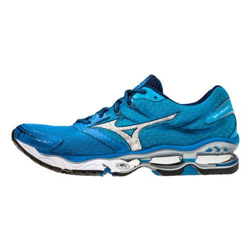 Mens Mizuno Wave Creation 14 Running Shoe - Blue 13