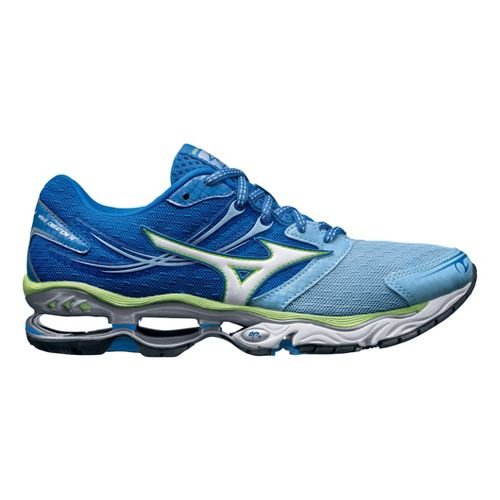 Womens Mizuno Wave Creation 14 Running Shoe - Blue 8