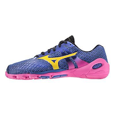 Womens Mizuno Wave Evo Levitas Running Shoe