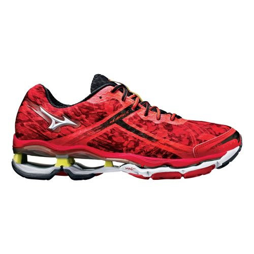 Mens Mizuno Wave Creation 15 Running Shoe - Red 9