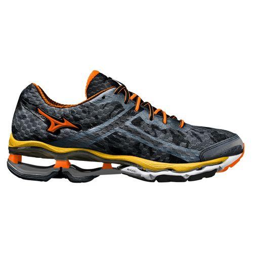Mens Mizuno Wave Creation 15 Running Shoe - Slate 10