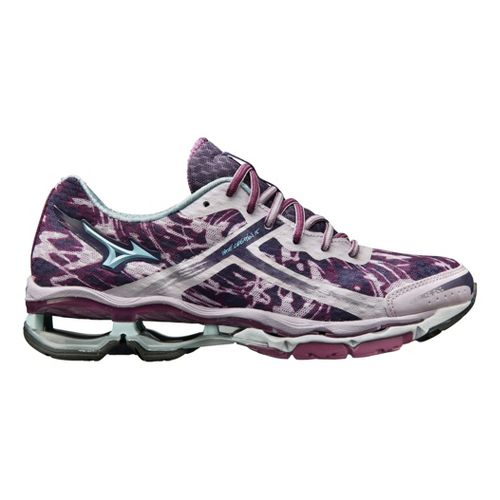 Womens Mizuno Wave Creation 15 Running Shoe - Orchid 8.5