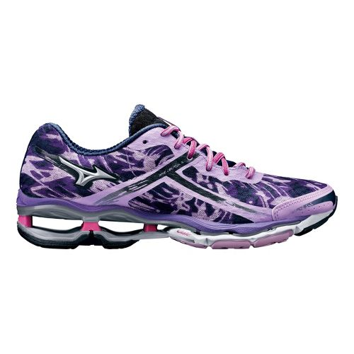 Womens Mizuno Wave Creation 15 Running Shoe - Pink 10.5