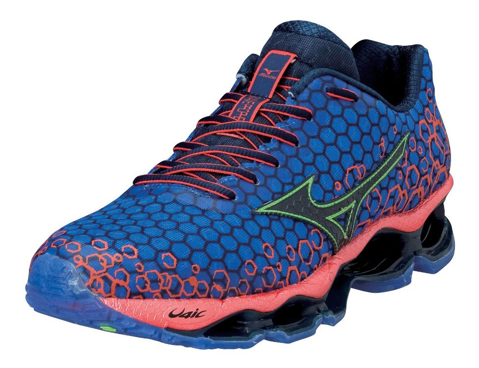 ... mens mizuno wave prophecy 3 running shoe at road runner sports .