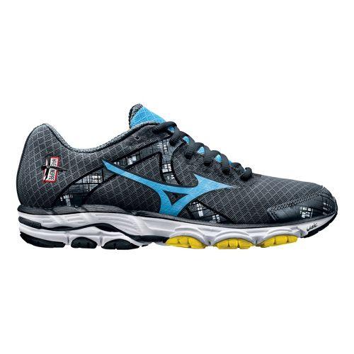 Womens Mizuno Wave Inspire 10 Running Shoe - Slate 8.5