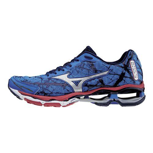 Mens Mizuno Wave Creation 16 Running Shoe - Blue 9