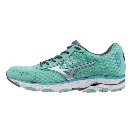 Womens Mizuno Wave Inspire 11 Running Shoe - Florida Keys 8