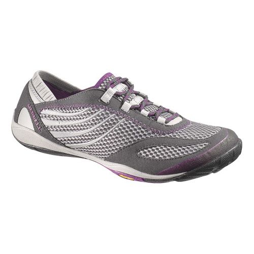 Womens-Merrell-Pace-Glove-Charcoal-Purple-Athletic-Running-Shoes