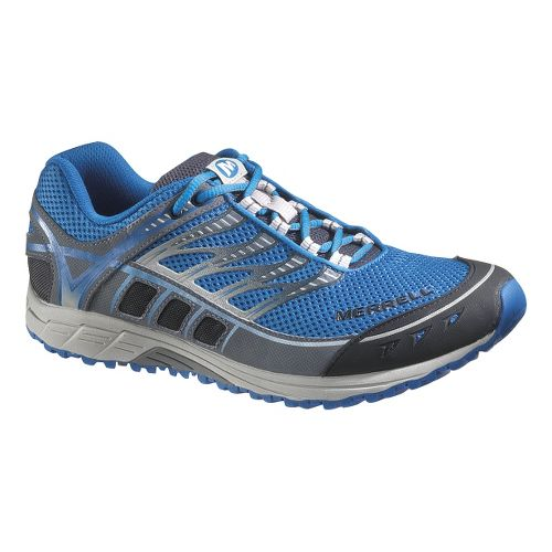 Mens Merrell Mix Master Tuff Trail Running Shoe - Apollo 11