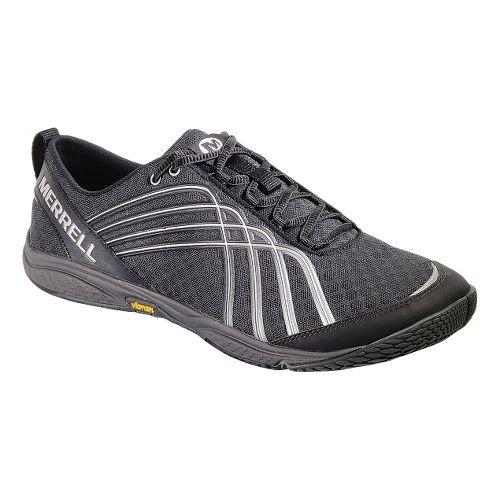 Mens Merrell Road Glove 2 Running Shoe - Carbon 9.5