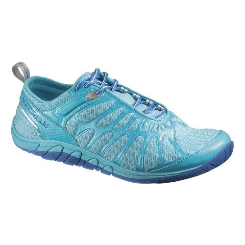 Womens Merrell Crush Glove Cross Training Shoe - Aqua 8