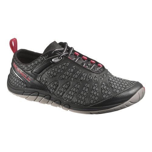 Womens Merrell Crush Glove Cross Training Shoe - Black 7.5