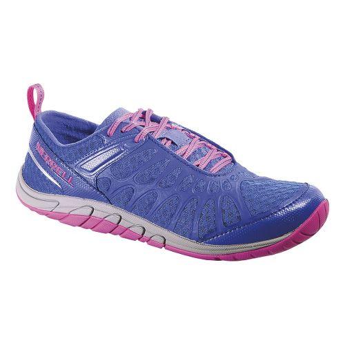 Womens Merrell Crush Glove Cross Training Shoe - Dazzling Blue 7