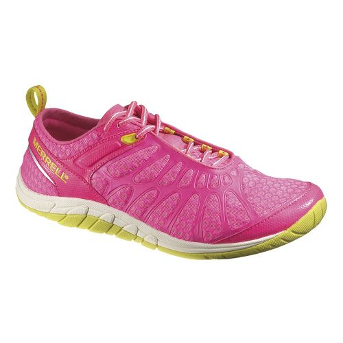Womens Merrell Crush Glove Cross Training Shoe - Pink 7