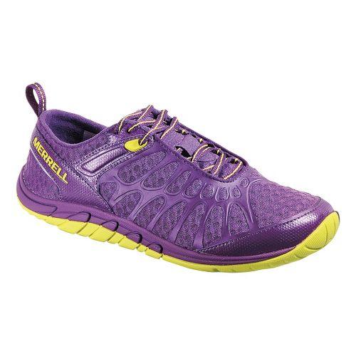 Womens Merrell Crush Glove Cross Training Shoe - Purple 7.5