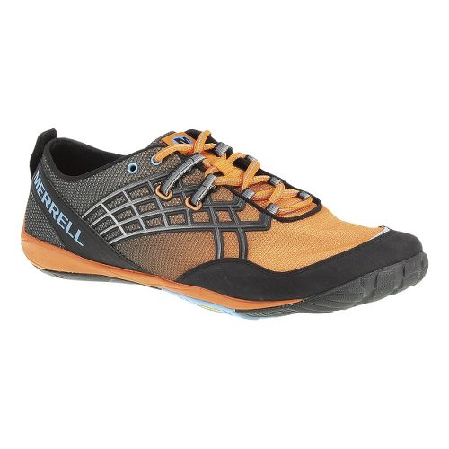 Mens Merrell Trail Glove 2 Trail Running Shoe - Orange Peel 9.5