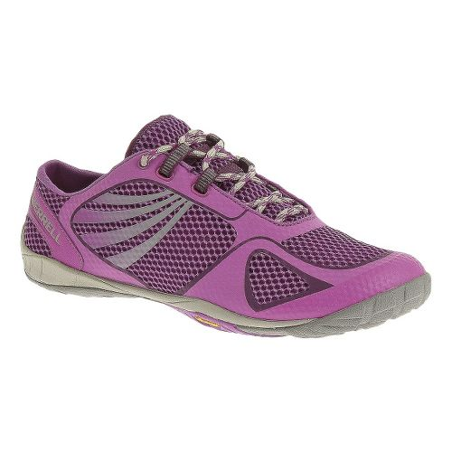 Womens Merrell Pace Glove 2 Trail Running Shoe - Lavender 6.5