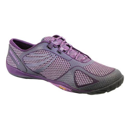 Womens Merrell Pace Glove 2 Trail Running Shoe - Purple 5