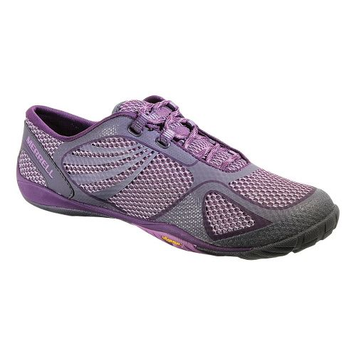 Womens Merrell Pace Glove 2 Trail Running Shoe - Purple 5.5