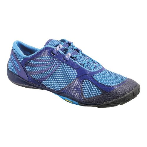 Womens Merrell Pace Glove 2 Trail Running Shoe - Turquoise 10