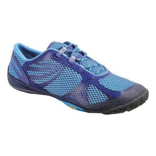 Womens Merrell Pace Glove 2 Trail Running Shoe - Turquoise 5