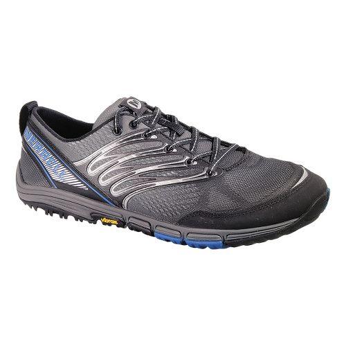 Mens Merrell Ascend Glove Trail Running Shoe - Black 10