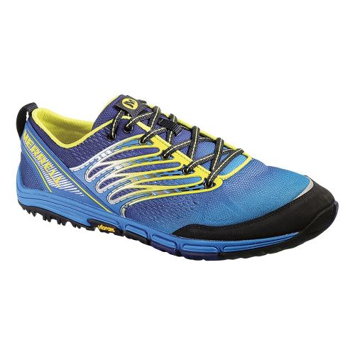 Mens Merrell Ascend Glove Trail Running Shoe - Racer 11