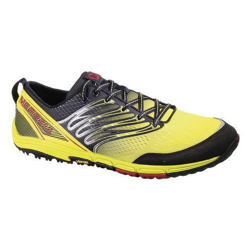 Mens Merrell Ascend Glove Trail Running Shoe - Zest 13
