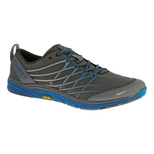 Mens Merrell Bare Access 3 Running Shoe - Castlerock 7