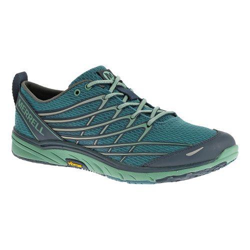 Womens Merrell Bare Access Arc 3 Running Shoe - Saxony Blue 5.5