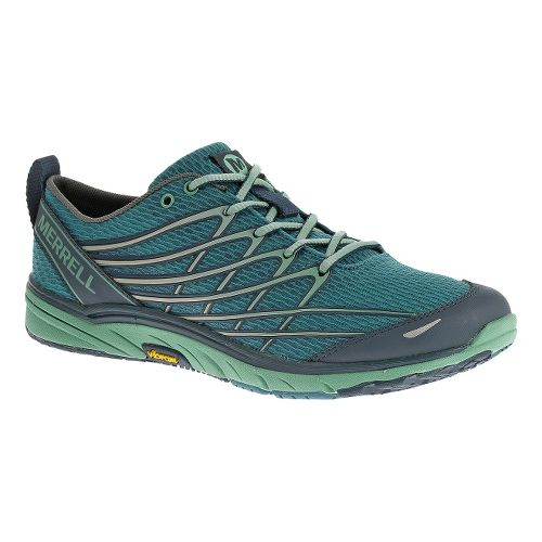Womens Merrell Bare Access Arc 3 Running Shoe - Saxony Blue 8