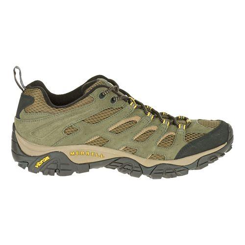 Mens Merrell Moab Ventilator Hiking Shoe - Olive 10.5